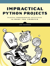 Book Review Impractical Python Projects Playful Programming